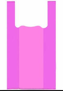 Биоразлагаемый пакет майка 18*38см