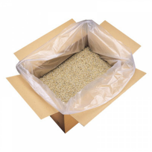 Пакет вкладыш ПНД 46*55 см 10 мкм