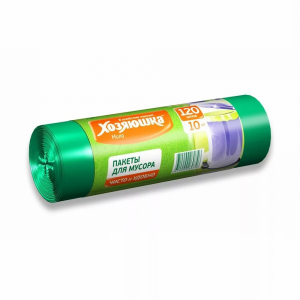 Пакет ПВД для мусора 70*110 см 50 мкм 120 л