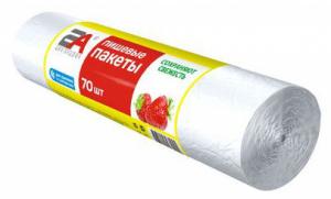 Фасовочный пакет ПНД 24*37 см рулон