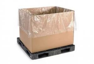 Пакет вкладыш ПНД 50*80 см 15 мкм